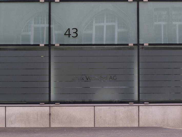 Aufgefallen in Zürich
